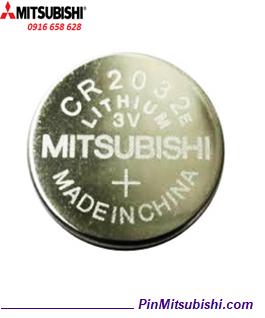 Pin Mitsubishi CR2032 lithium 3v