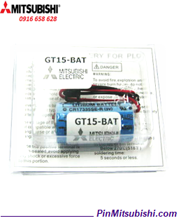 Pin Mitsubishi GT15BAT Made in Japan