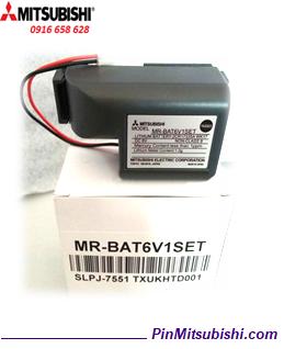 Mitsubishi MR-BAT6V1SET Made in Japan